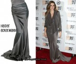 In Penelope Cruz' Closet - Haider Ackermann