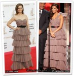 Who Wore Gustavo Cadile Better? Emily Deschanel or Eva Longoria