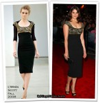 "Runway To ""Disappearance Of Alice Creed"" Screening - Gemma Arterton In L'Wren Scott"