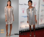 In Natalie Cole's Closet - Haute Hippie Fringed Sequin Dress