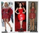 Who Wore Atelier Versace Better? Heidi Klum, Emma Roberts or Cheryl Cole
