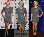 Jenni Falconer Loves Her Topshop Ice Skater Dress