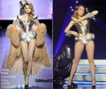 "Runway To ""For You For Me US Tour"" - Kylie Minogue In Jean Paul Gaultier Couture"