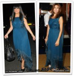 Who Wore Alberta Ferretti Better? Lily Allen or Eva Mendes