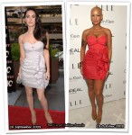 Who Wore Antonio Berardi Better? Megan Fox or Amber Rose