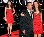 "Rachel Weisz Wearing Prada At The ""Agora"" Madrid Premiere"