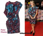 In Louise Redknapp's Closet - Peter Pilotto Digital Print Dress