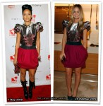 Who Wore Louis Vuitton Better? Rihanna or Lara Bingle