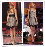 Who Wore Topshop Better? Stacey Solomon or Taylor Swift