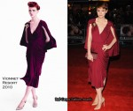 Vionnet Makes A Return To The Red Carpet