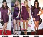 Who Wore Alexander Wang Better? Fabiola Beracasa, Blake Lively, Tamsin Egerton or Khloe Kardashian