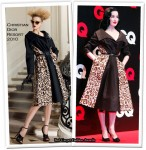Runway To GQ Chinese Mainland Edition Launch - Dita von Teese In Christian Dior
