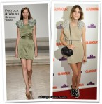 Alexa Chung's Poltock & Walsh Dress Back On Sale For A Limited Time