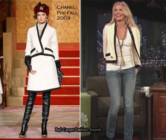 Найти ещё сообщения от JustTina. на Камерон жакет Chanel Pre-Fall 2009.