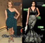 Best Dressed Of The Week - Diane Kruger In Jason Wu & Daphne Fernandez In Hannibal Laguna
