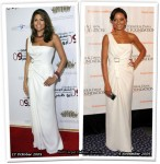 Who Wore J.Mendel Better? Eva Mendes or Selita Ebanks