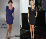 In Kristin Cavallari's Closet - Laila Azhar Puff Sleeve Dress