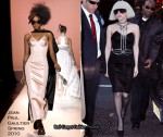 Runway To MTV Studios - Lady GaGa In Jean Paul Gaultier