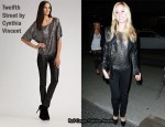 In Kristin Cavallari's Closet - Twelfth Street by Cynthia Vincent Sequin Blouse