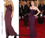 In Amy Adams' Closet - Giambattista Valli Strapless Gown