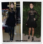 Who Wore Marchesa Better? Isabel Lucas or Georgina Chapman