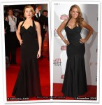 Who Wore Zac Posen Better? Kate Winslet or Mariah Carey