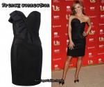 In Karina Smirnoff's Closet - French Connection LBD