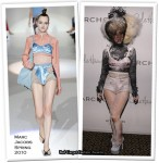 Runway To The ACE Awards - Lady GaGa In Marc Jacobs