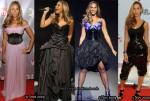 Leona Lewis' Obsession - Vivienne Westwood Dresses & Corset Belts