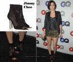 In Jessica Stroup's Closet - Jimmy Choo Detroit Suede Ankle Boots