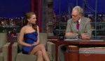 Runway To Late Show with David Letterman - Natalie Portman In Stella McCartney