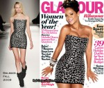 Rihanna For Glamour US December 2009