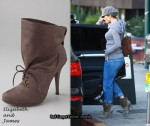 In Jennifer Lopez's Closet - Elizabeth and James Boots