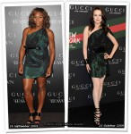 Who Wore Gucci Better? Serena Williams or Evan Rachel Wood