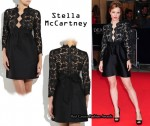In Rachel McAdams' Closet - Stella McCartney Lace-Detailed Dress