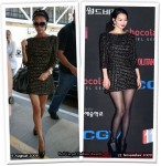 Who Wore Victoria Beckham Collection Better? Victoria Beckham or Shin Min Ah