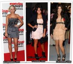 Who Wore Lipsy London Better? Sacha Parkinson, Michelle Keegan or Lucie Jones