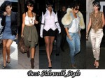 Best Sidewalk Style - Rihanna