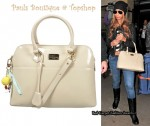 In Leona Lewis' Closet - Maisy Bag by Paul's Boutique