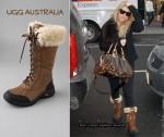 In Jessica Simpson's Closet - Ugg Australia Adirondack Tall Boots