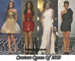 Couture Queen Of 2009 - Cheryl Cole