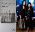 In Khloe Kardashian's Closet - Alexander Wang Daphne Duffel Bag