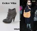 In Julianne Hough's Closet - Dolce Vita Flash Multi Chain Booties