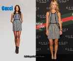 In Claire Danes' Closet - Gucci Stretch Silk Cady Dress