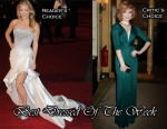 Best Dressed Of The Week - Kate Hudson In Atelier Versace & Nicola Roberts In Issa