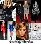 Model Of The Year 2009 - Lara Stone