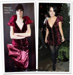 "Runway To ""The Morgans Awards"" - Lily Allen In Prada"