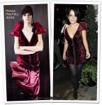"Runway To ""The Morgans Awards"" - Lily Allen In Prada"