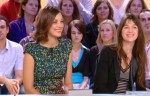 Runway To Le Grand Journal - Marion Cotillard In Elie Saab