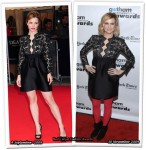 Who Wore Stella McCartney Better? Rachel McAdams or Kristen Wiig